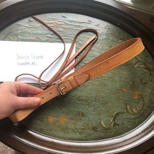Louis Vuitton Noe Strap and drawstring